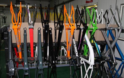 自行车项目部